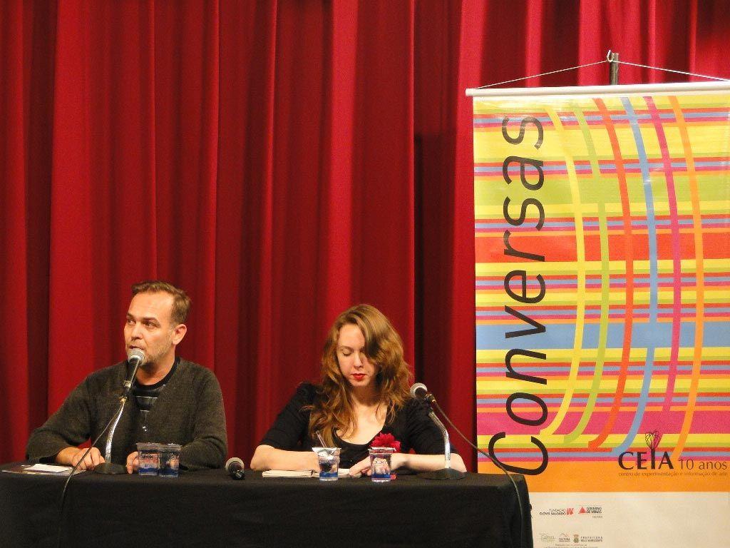 Marco Paulo Rolla e Cristiana Tejo (PE – Brasil)